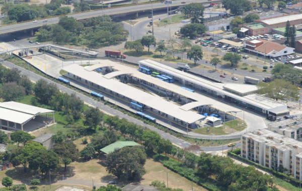 Terminal de Cabecera Menga