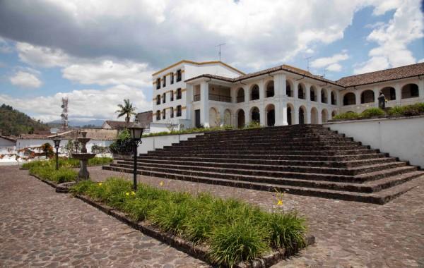 Reconstrucción Gobernación del Cauca