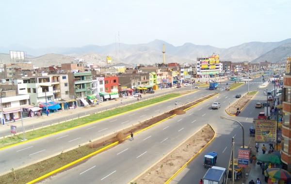 Mejoramiento de la Avenida Javier Prado