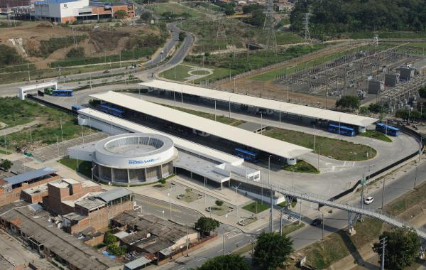 Terminal de Cabecera Andres Sanin