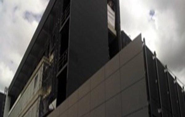 Edificio Administrativo Cantón Caldas