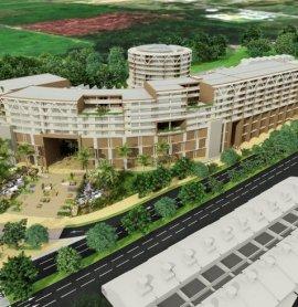 Sainc construye el centro comercial mas importante de Villavicencio