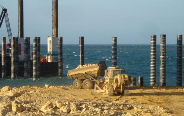 Puerto Marítimo Cerrejón
