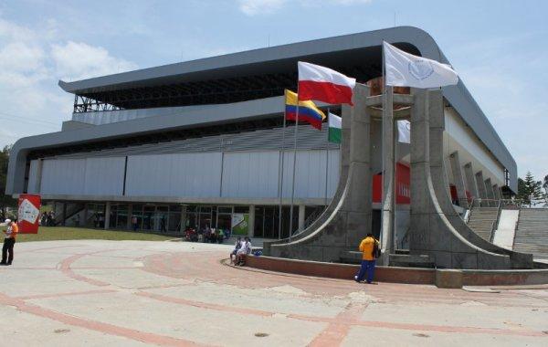 Unidad Deportiva de Río Negro