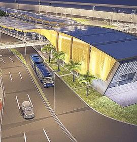 Sainc construye la terminal de Calima
