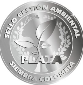 Premio del Sello de Sostenibilidad Plata