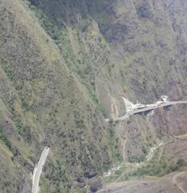 Sainc construye la fase II de la doble calzada Cisneros – Lobo Guerrero