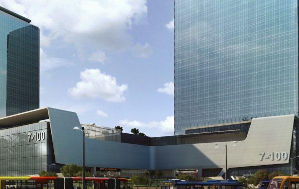 América centro de negocios